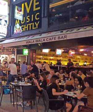 Singapore heard: Bars with the best live music for expats