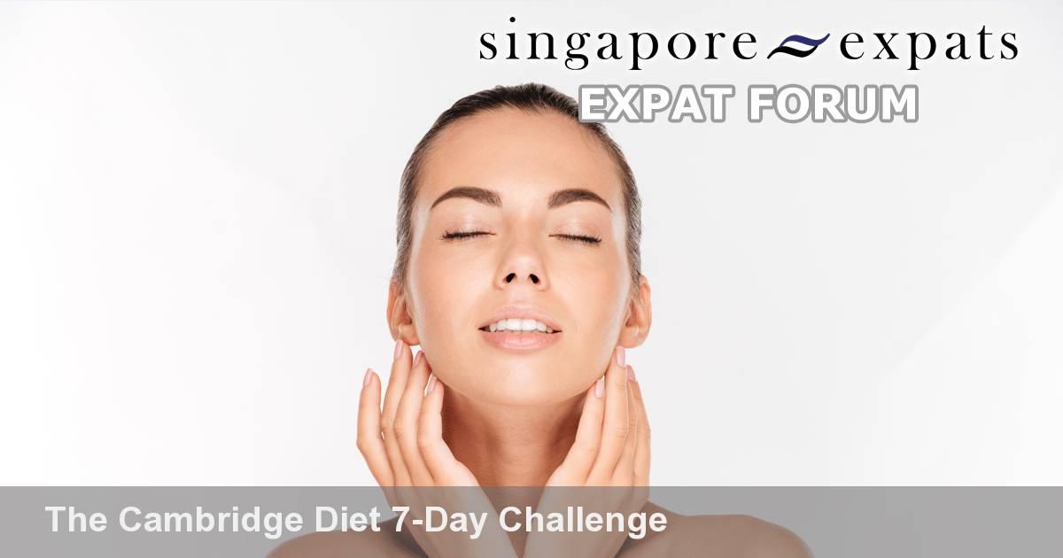 7 day cambridge diet