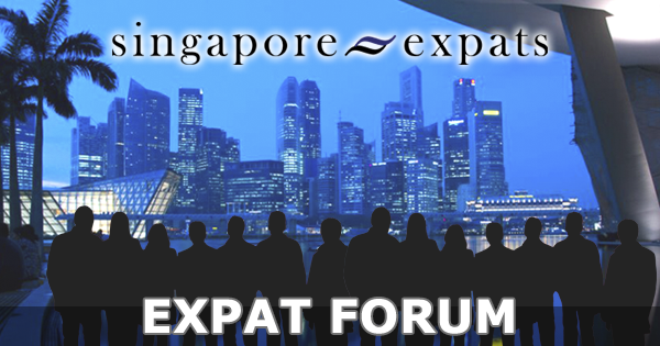 Relocating, Moving to Singapore • Singapore Expats Forum