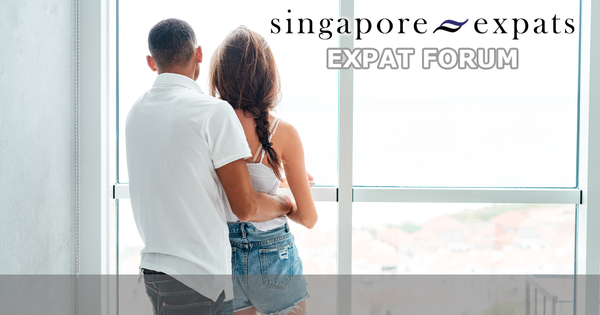 Re: British - Moving to SG (Wife is SC)