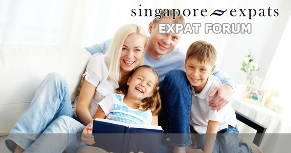 Re: ISS International School Singapore