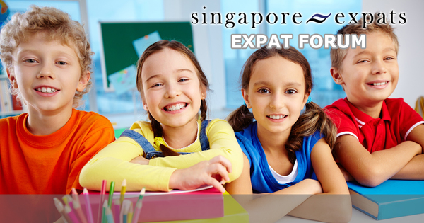 Re: International School Singapore