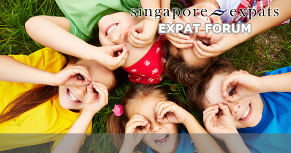 Re: child Ophthalmologist recommendation in Singapore